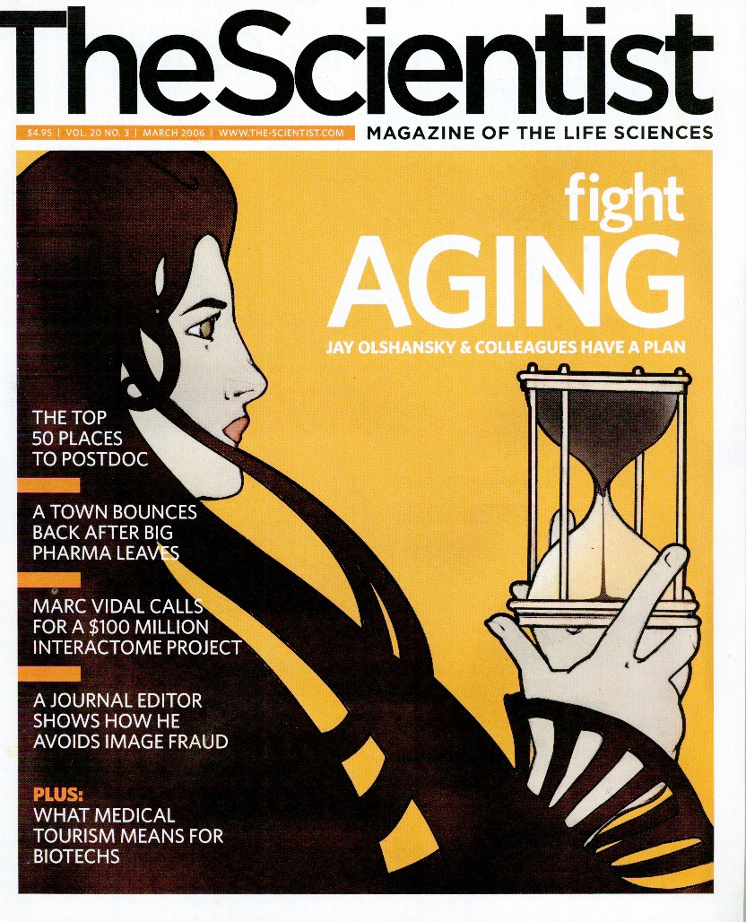 The Scientist cover 2